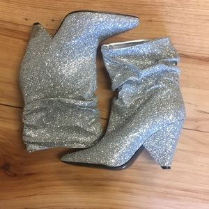 Guess Sparkly Boots